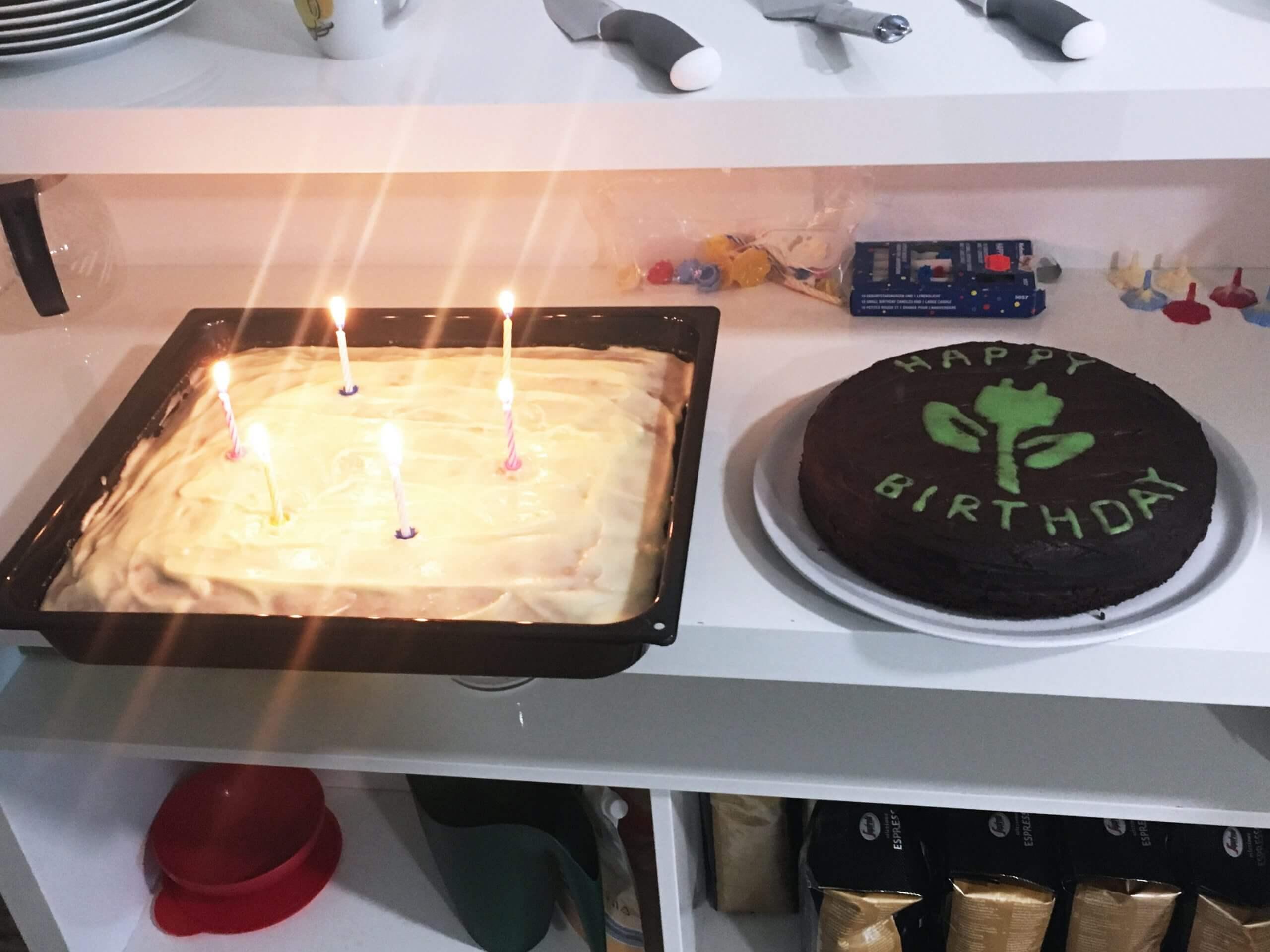 Happy Birthday Greenovative – Wir feiern Geburtstag!