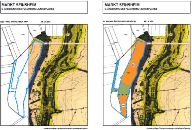 Seinsheim Plan