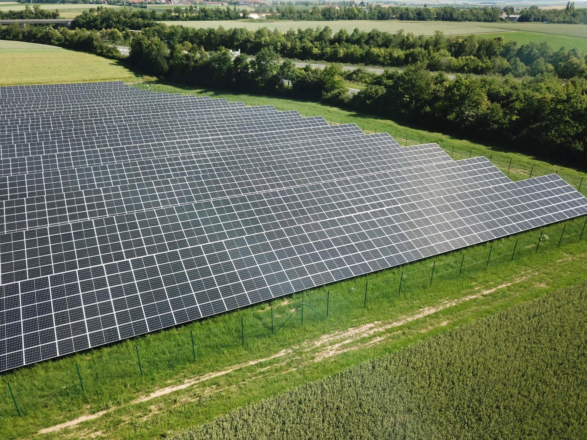 Solarpark Dettelbach