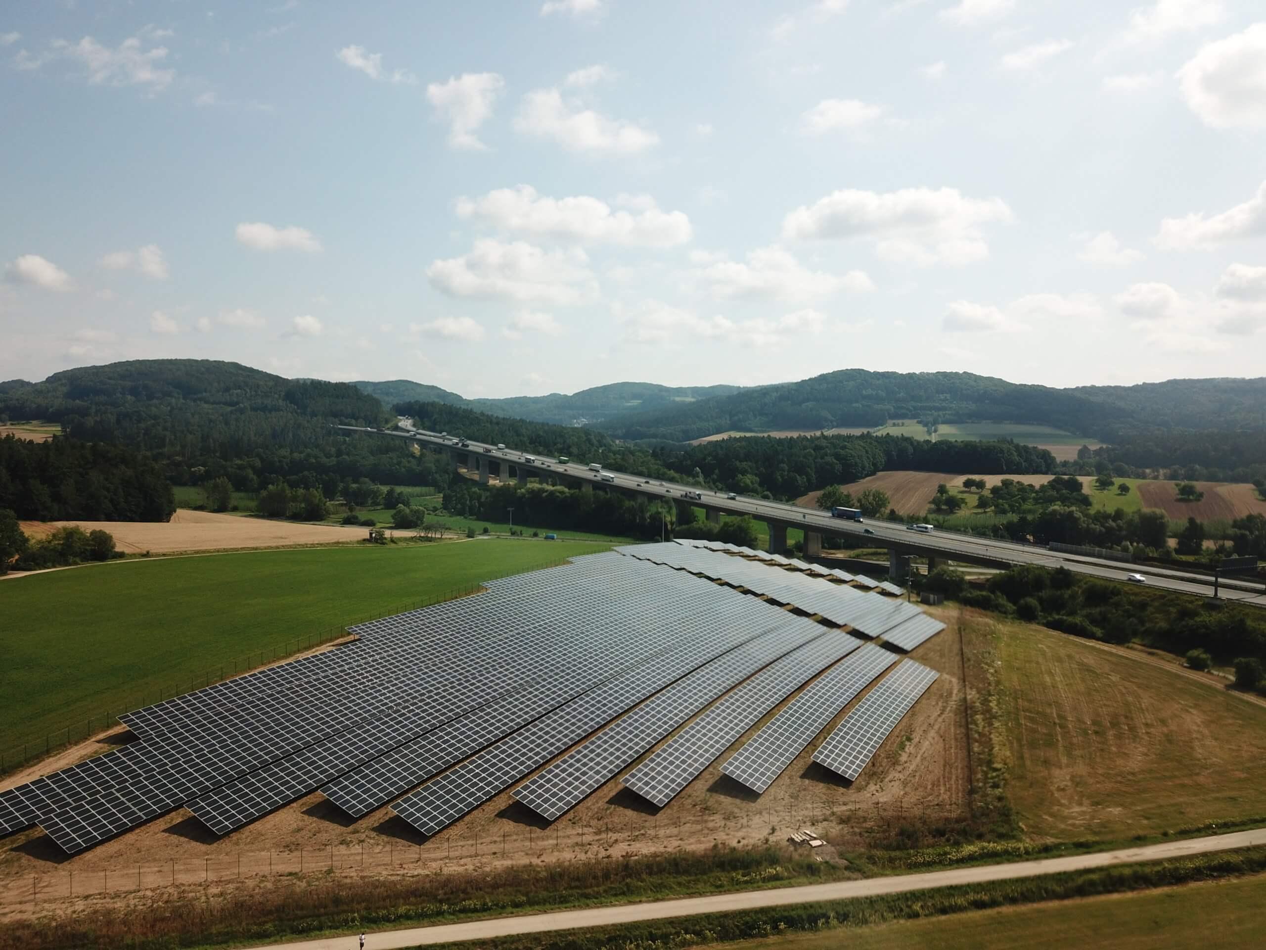 Solarpark Hedersdorf