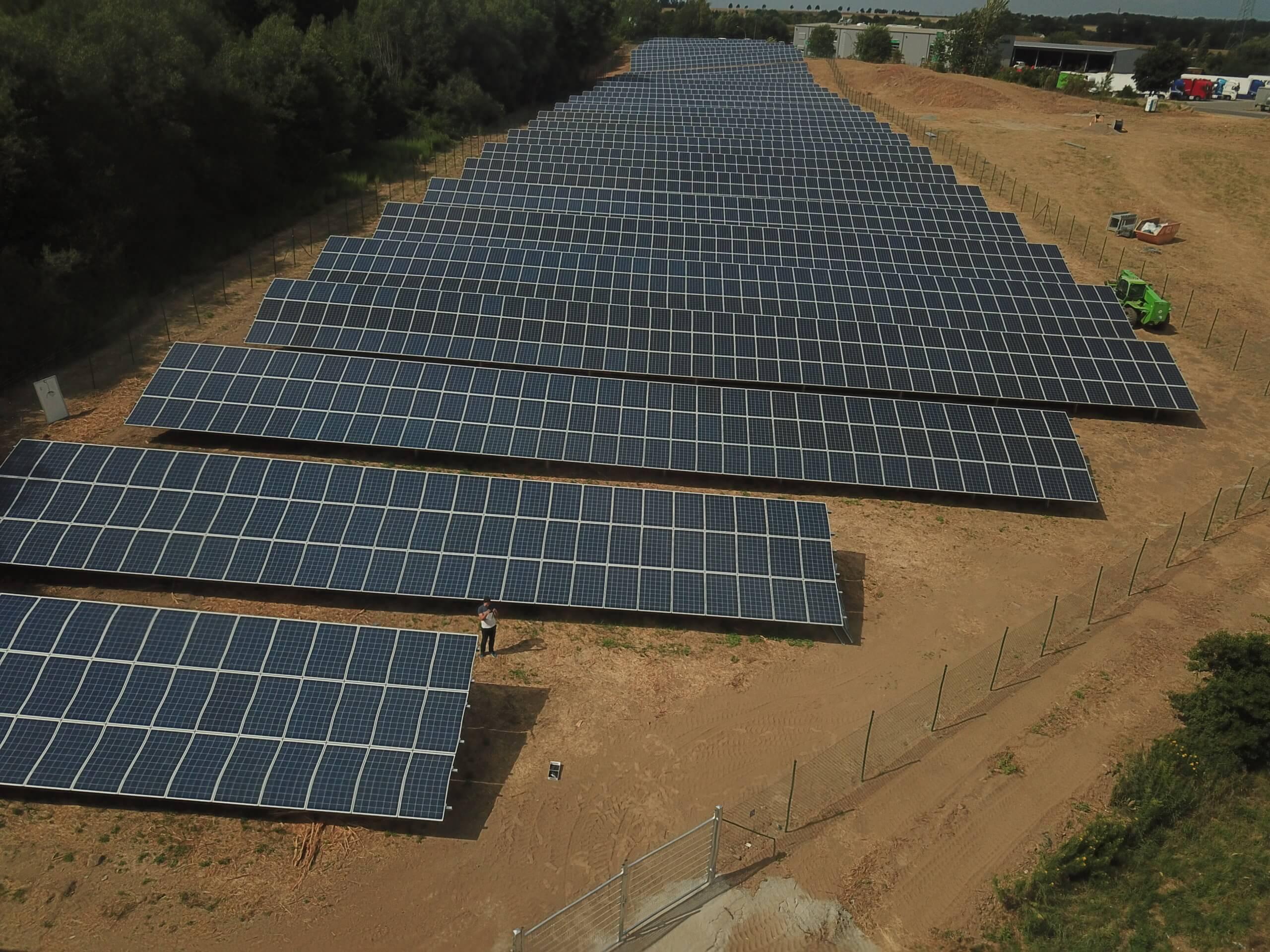 Solarpark Döbeln