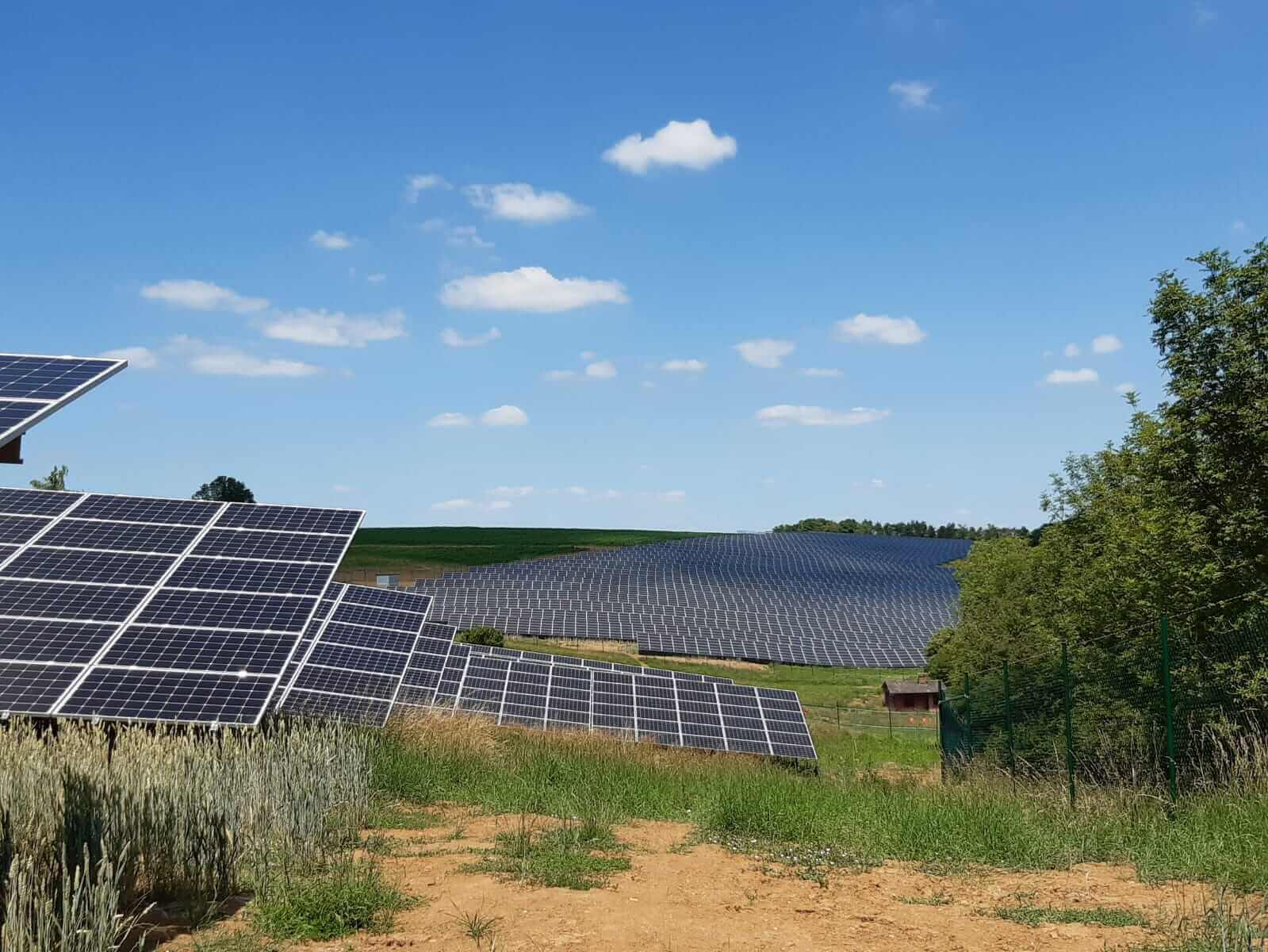 Solarpark Seinsheim