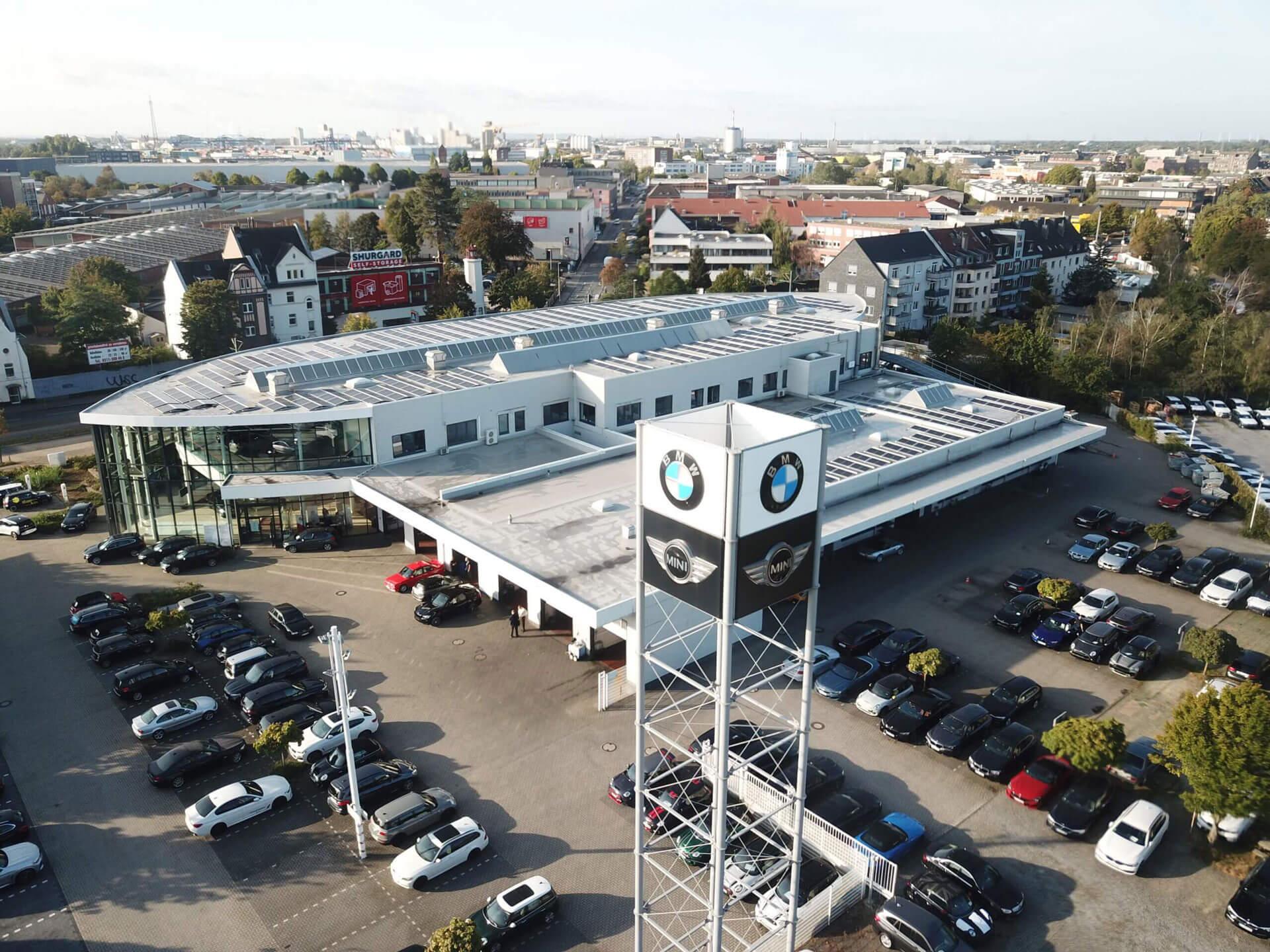 """""""Ab 500 Quadratmetern Dachfläche aufwärts lohnt sich Photovoltaik"""""""