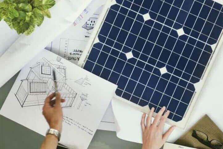 Planung Dachanlage Photovoltaik
