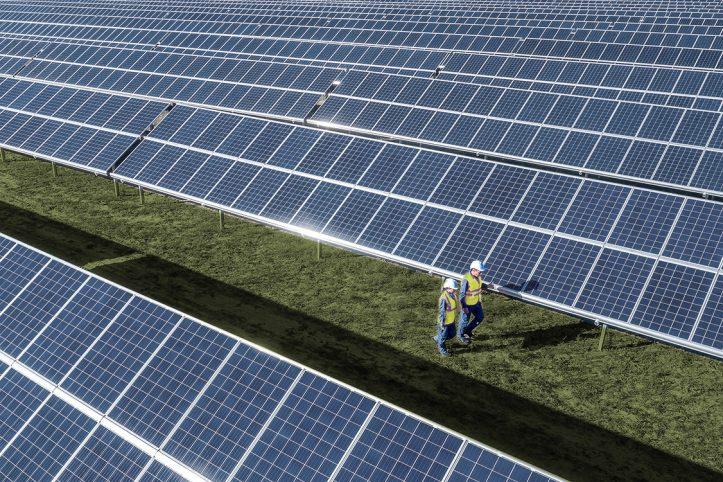 Investoren Photovoltaik