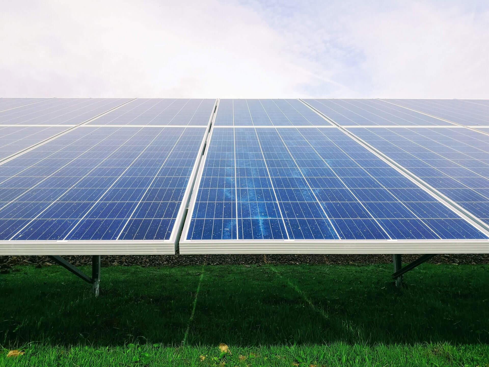 24 MWp Solarpark in Sichtweite zum AKW
