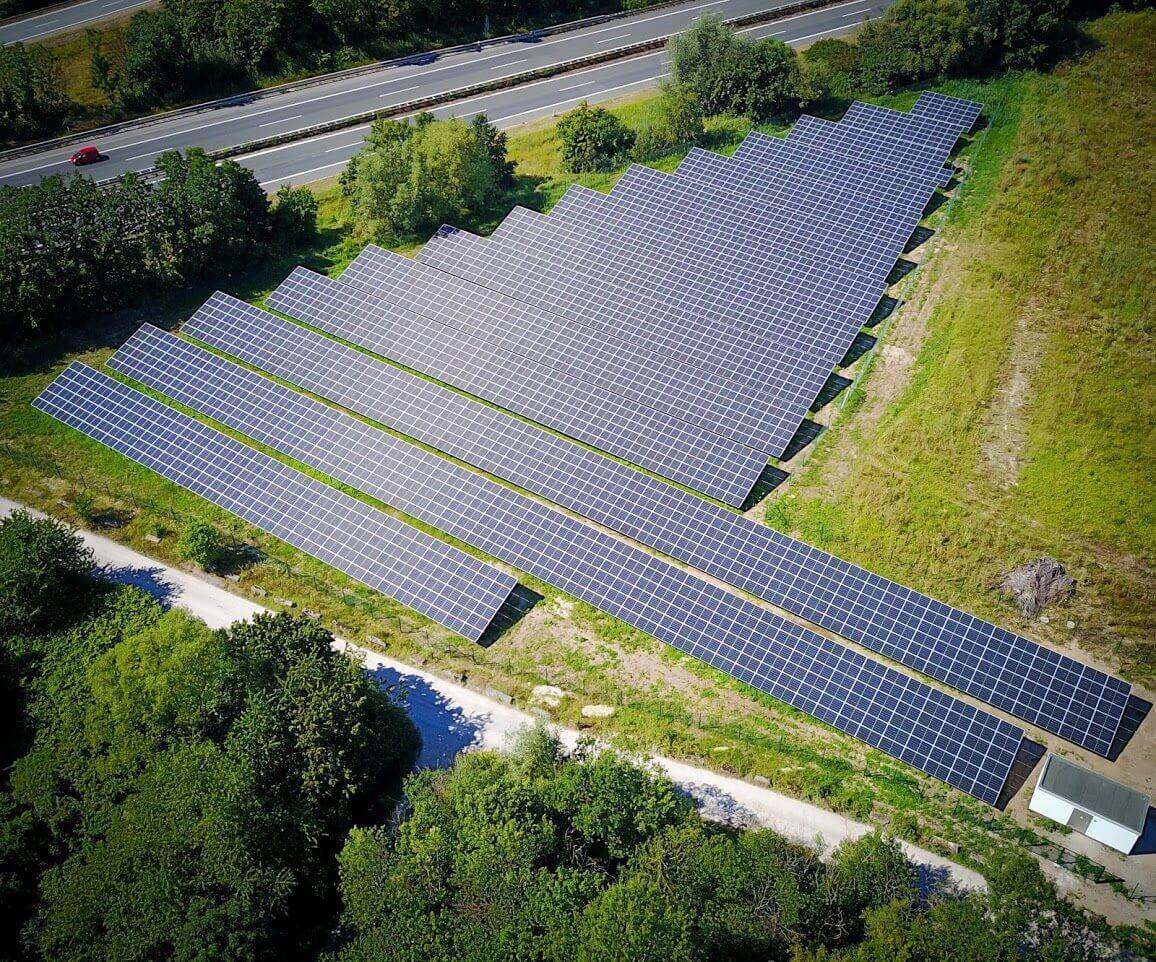 Solarpark Forchheim