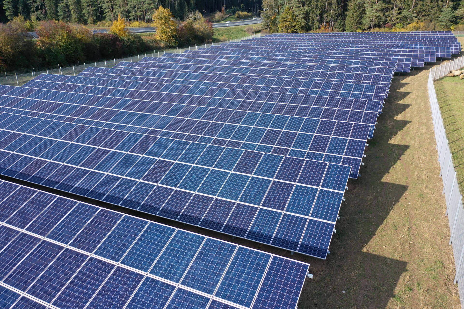 Solarpark Ottenhof