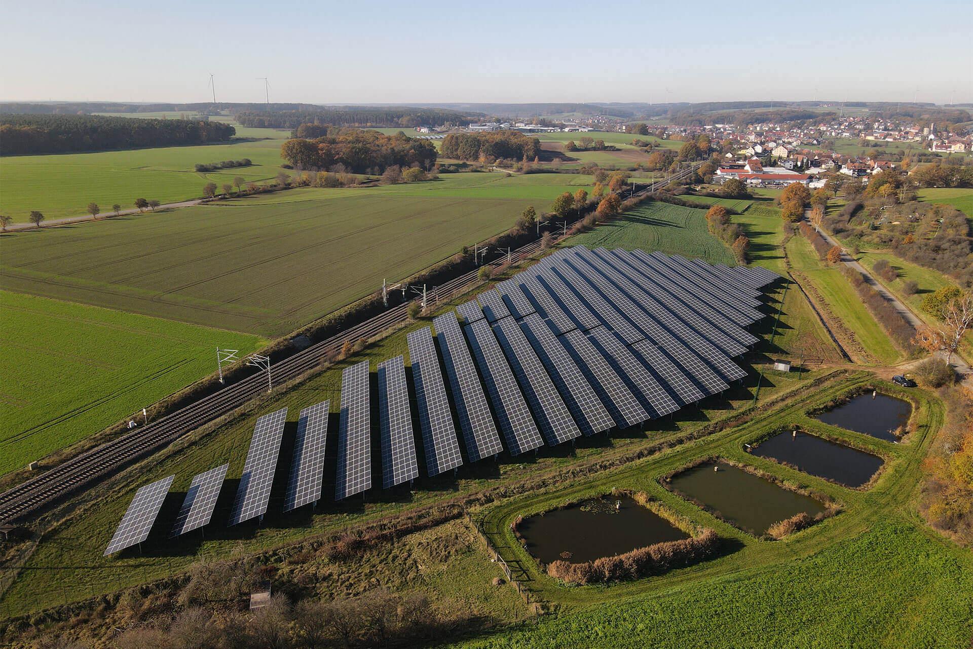 Solarpark Veitsbronn